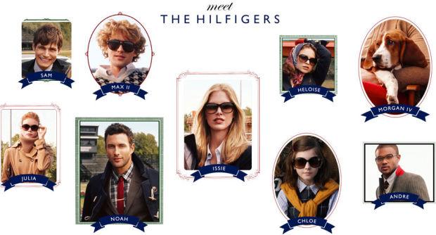 Meet the Hilfigers
