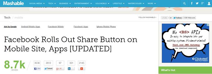 blog mashable butoni