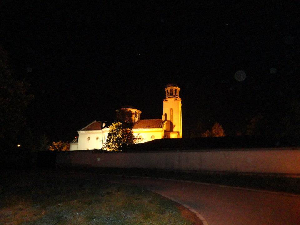 curkva reduta dalech vecher