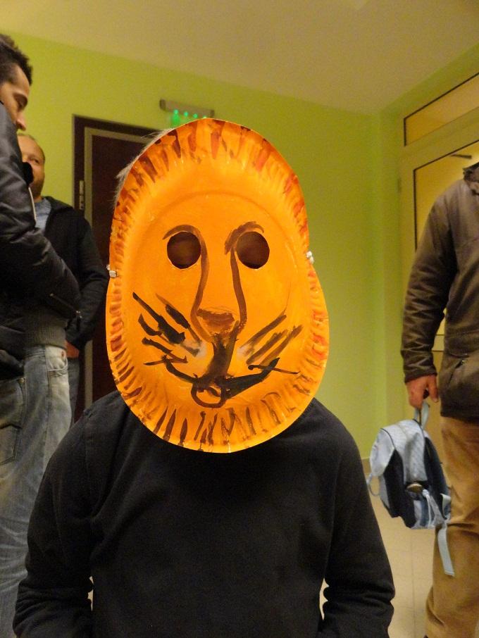 slunch maska