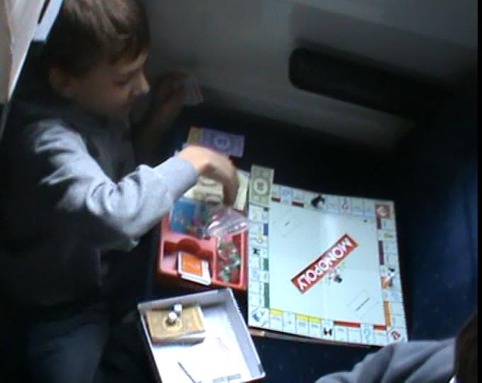 vlak 3 monopol
