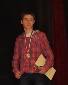 nikolay blagoev s medal 7 class