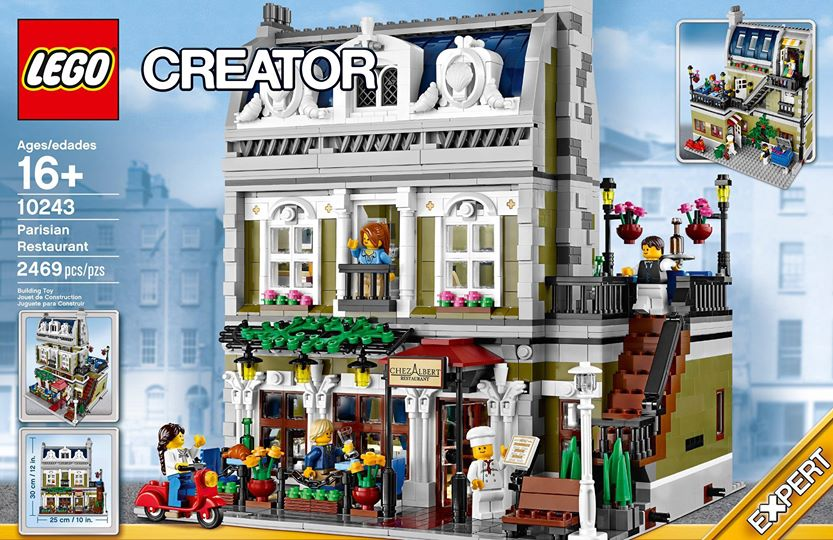 lego paris restaurant