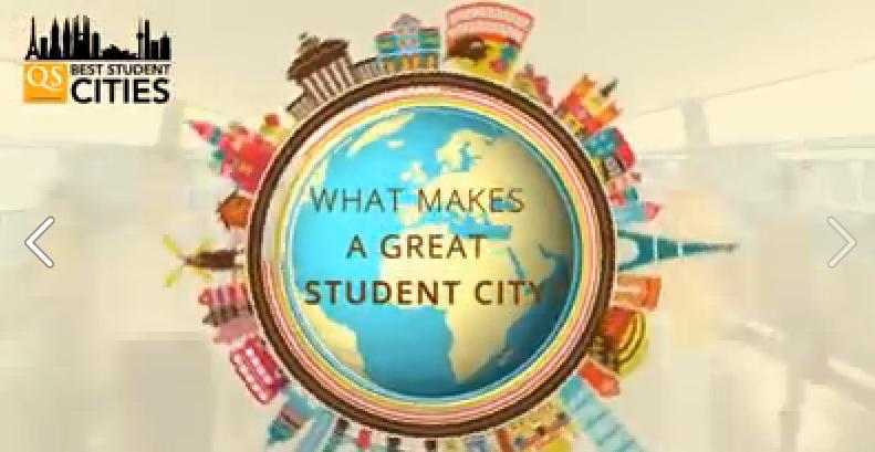 top 10 studentski gradove