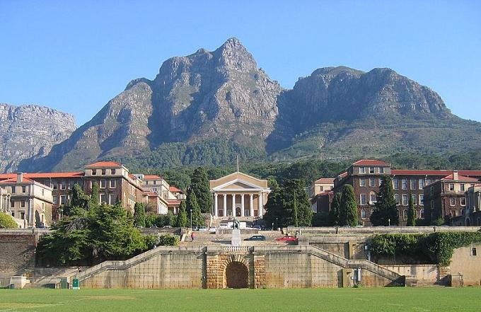 universitet Cape Town