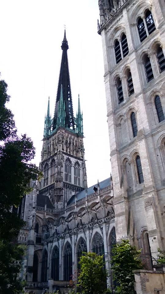 rouen catedrala druga kula