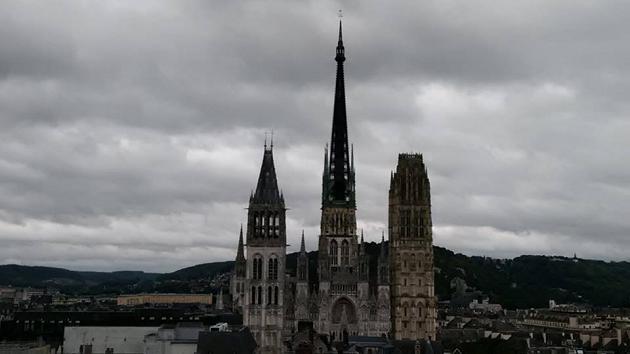 rouen catedrala obsta snimka ot 4asovnica2