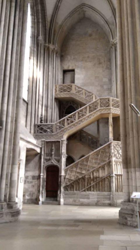 rouen catedrala stulbiste