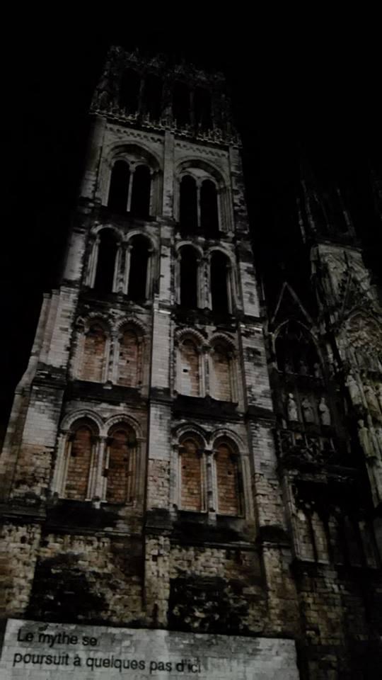 rouen catedrala svetlinno show 3