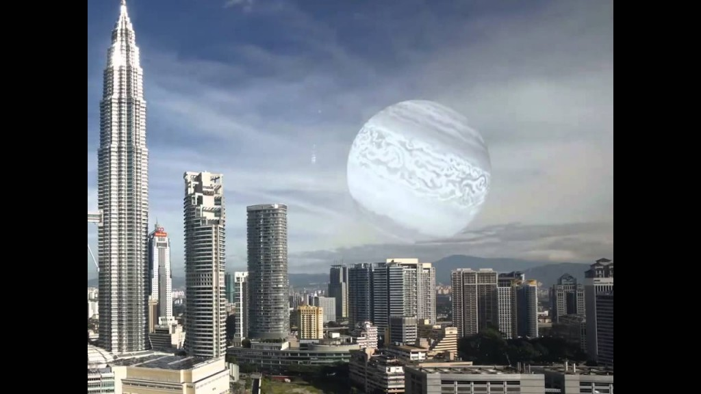 moon planeti