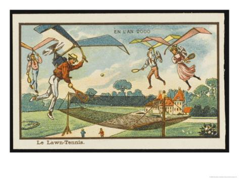 France_in_XXI_Century._Air_tennis