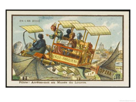 France_in_XXI_Century._Airbus_Parisien