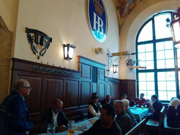 Hofbräuhaus pensioneri