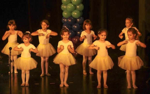 espa deca balet