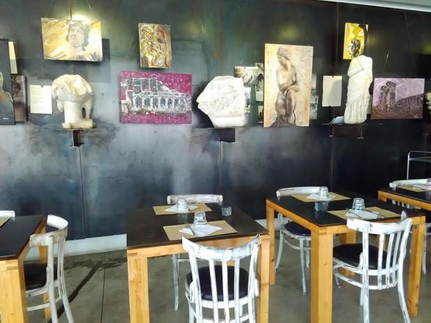 restorant amphiteatre capua 10