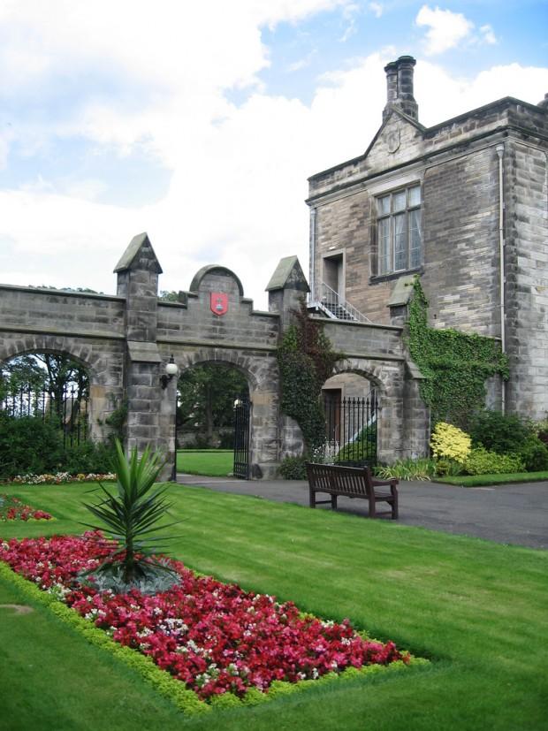 University_of_St_Andrews_Courtyard