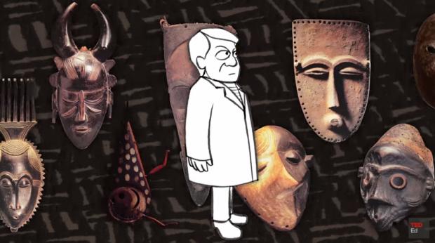 източник: How ancient art influenced modern art - Felipe Galindo/TED-Ed/YouTube