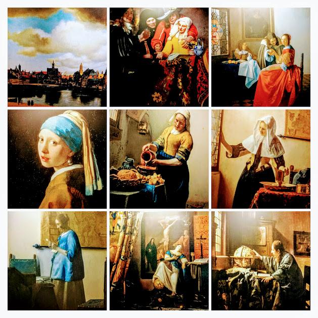 Vermeer centrum Delft 4-COLLAGE