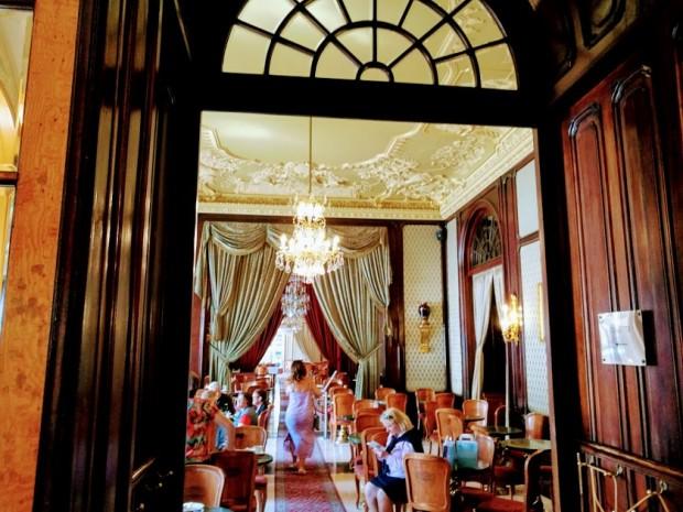 Gerbeaud budapest cafe 14