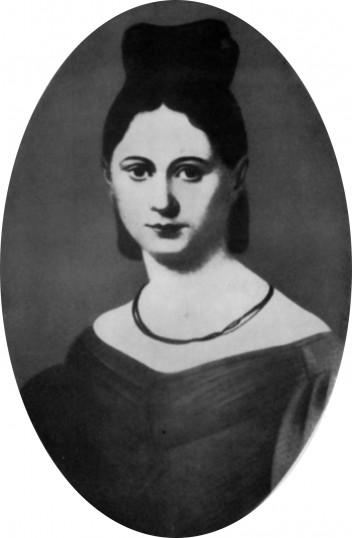 Жени фон Вестфален източник: Уикипедия