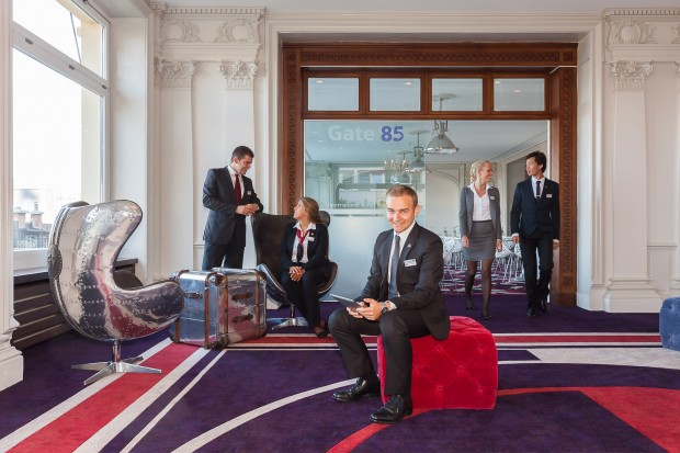 Hotel Institute Montreux 1